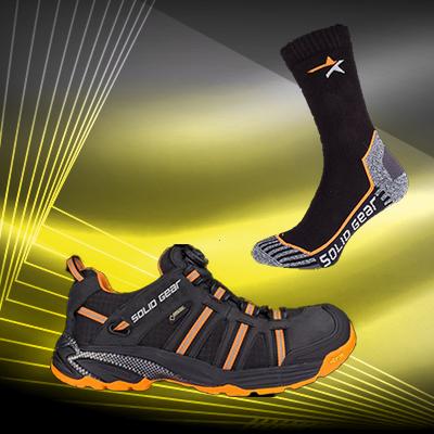 Protection des pieds