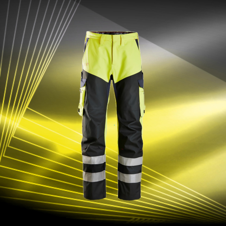 Pantalons multinormes